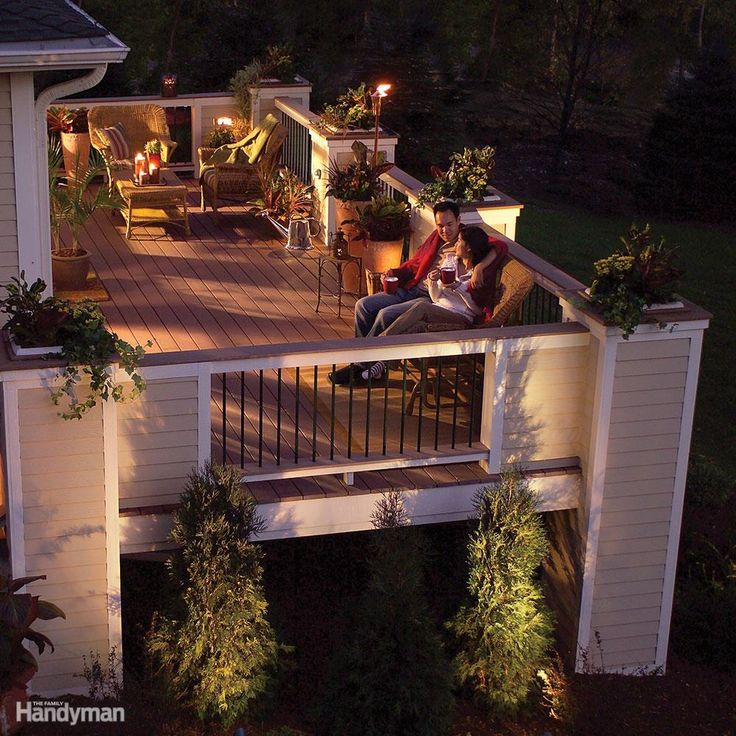 Landscape Lighting Jobs: 789 Best Decks Images On Pinterest