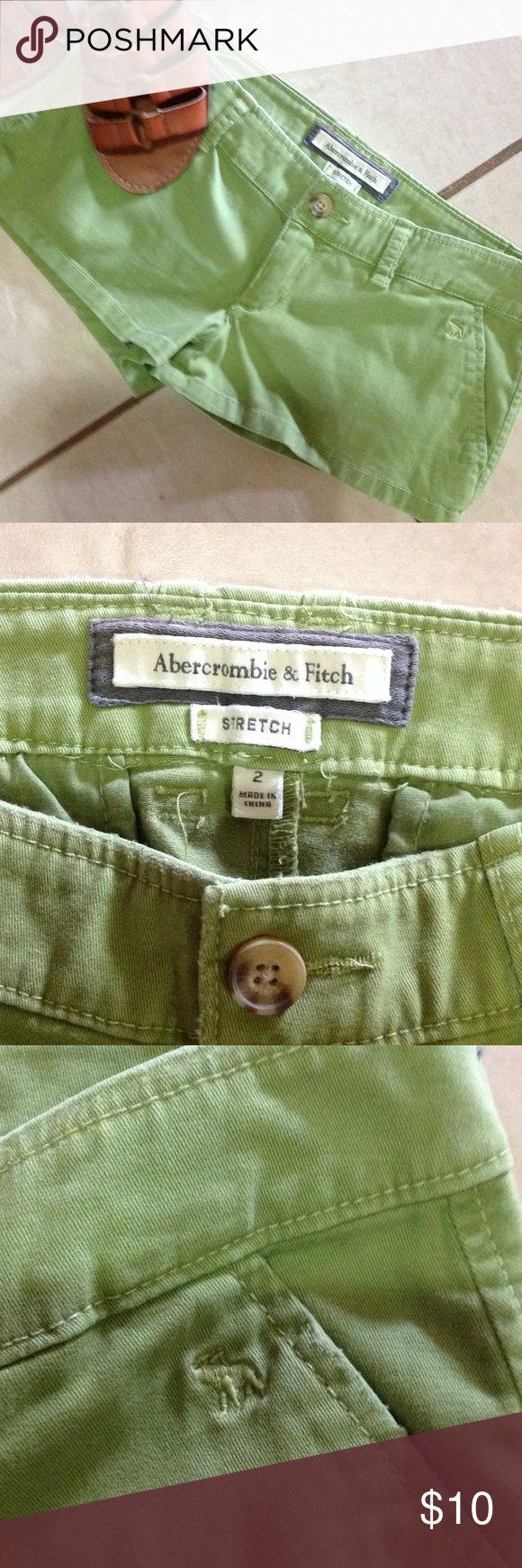 Abercrombie & Fitch shorts. Abercrombie & Fitch shorts in good condition! Abercrombie & Fitch Shorts