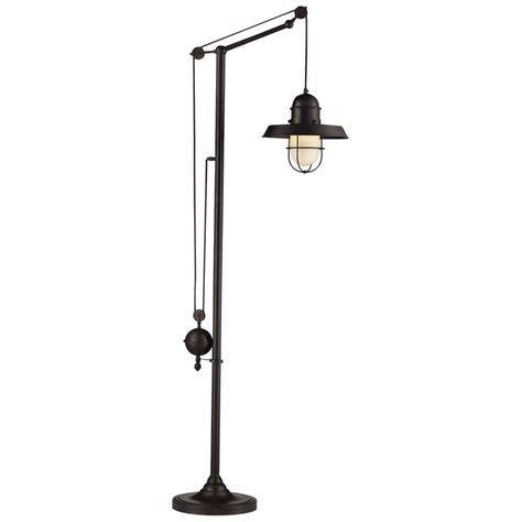 Dimond Farmhouse Oiled Bronze Floor Lamp - Style # 2P476