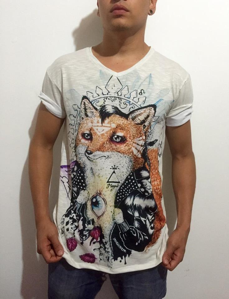 Camiseta Elemento  By SANTA #brand #tshirt #vector #illustration