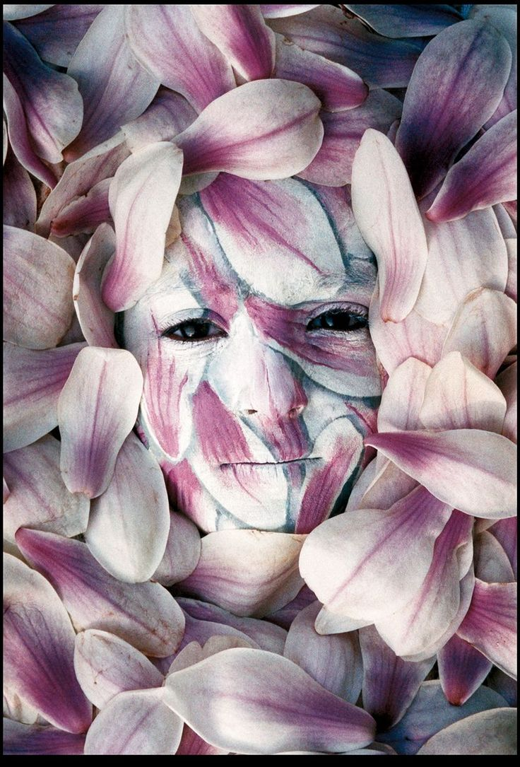 World bodypainting champion's stunning pictures: See Johannes Stoetter's amazing creations on human canvas