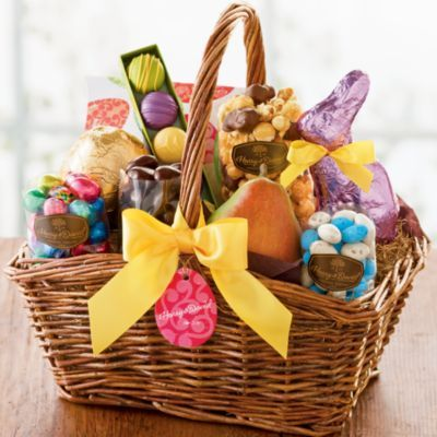 Best 25 fruit baskets delivered ideas on pinterest cheap gift easter gift basket classic easter baskets delivered harry david negle Gallery