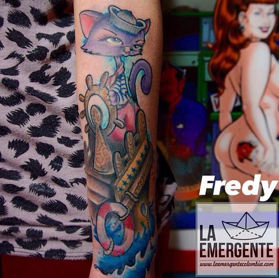 La Emergente tatuajes bogota | TATUAJES PERMANENTES / Tattoos