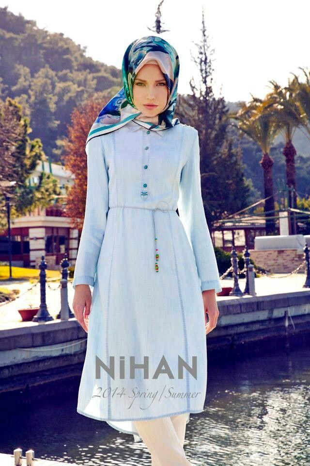 Nihan #hijab spring/summer 2014
