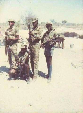 For those that think that the G 3 rifle was a kak gun, it did more than its fair share of killing SWAPO PLAN probably more so than most assault rifles in proportion to its numbers during its time and was more accurate than most other assault rifles of the time, but yes it was a kak gun. Those that were there saw and experienced it should know this.