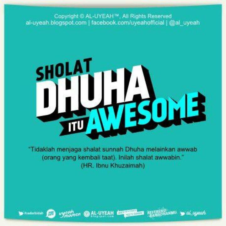 Dhuha prayer