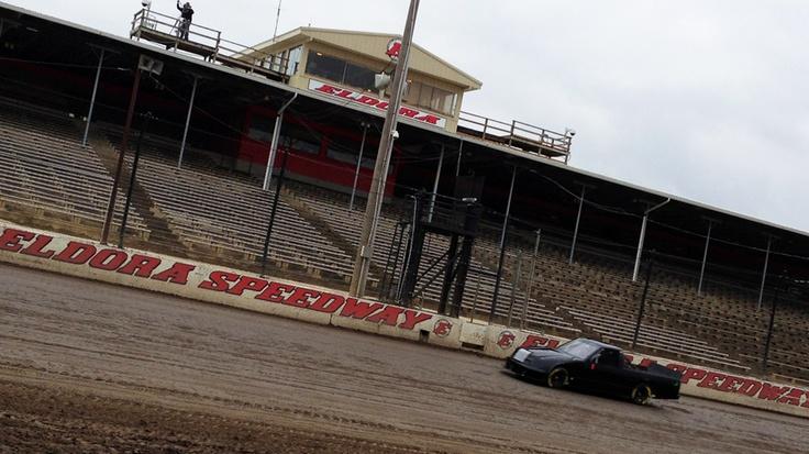 NASCAR TRUCK: 2013 Eldora Speedway NASCAR Dirt Race Confirmed (Photos & Video) http://RacingNewsNetwork.com/2012/11/30/nascar-truck-eldora-speedway-nascar-dirt-race-confirmed-video/