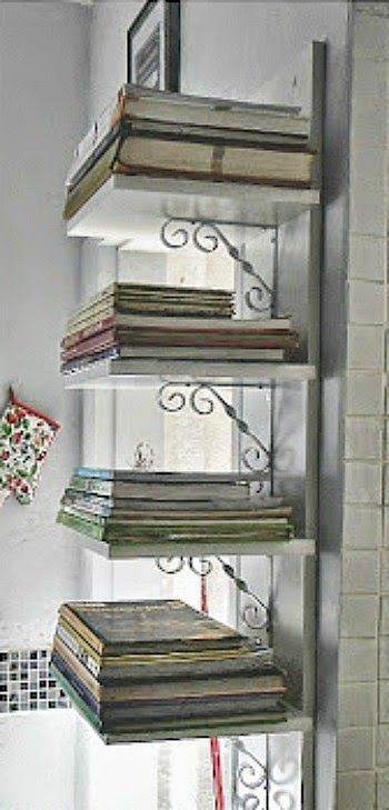 Diy Kitchen Counters Cabintes Best 25+ Cookbook Shelf Ideas On Pinterest | ...