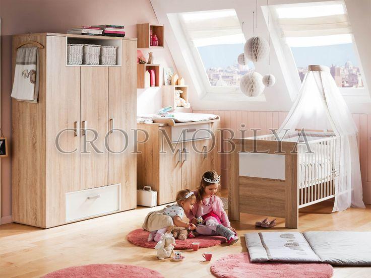 Her tip bebek odası mobilyaları özenle üretiliyor!