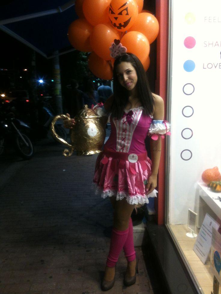 The sweetest #Cupcake Girl!