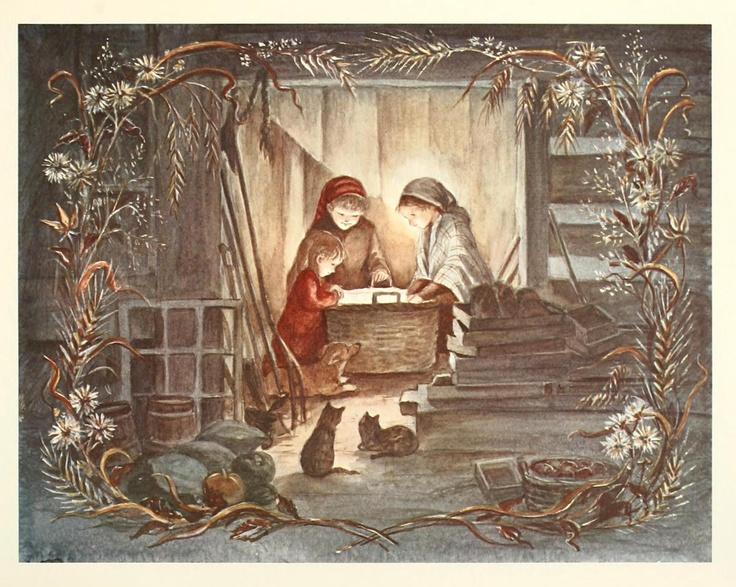 84 Best Tasha Tudor Illustrations Images On Pinterest