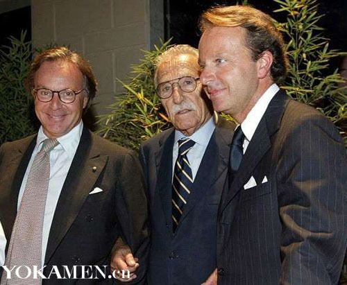 TOD'S founder, Mr. Dorino Della Valle (pictured center) passed away, his son Diego Della Valle will continue to run the family business Tod's Group with other family members.