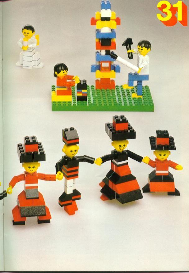 Lego Ideas Book Instructions