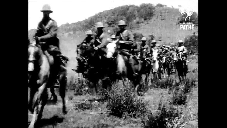 War Footage from 1899 (The Boer War) (+playlist)