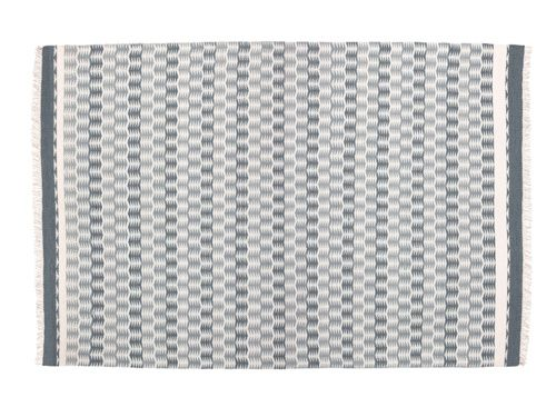 The Duster rug is a gorgeous snug rug. Its pretty pattern is in our favourite colour palette. We love.