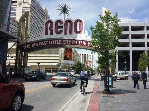Reno arch - Nevada