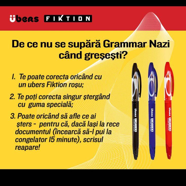 De se nu se supără #Grammar #Nazi când greșești?