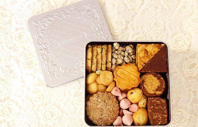 NYのチョコレート「マリベル」にリュクスなクッキー缶「ワンダートレジャー」登場! - ippin(イッピン)