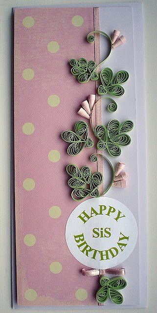 quilled n card