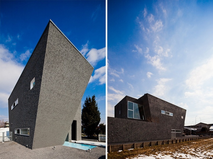 Keitaro Muto architects: Ginan house: Cat, Ginan Houses
