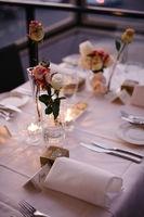 Photo: Jeremy Beasley. Abbey and Rodney wedding reception