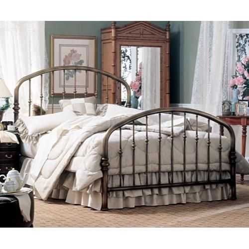 the rainbow bed immediately became one of our most popular brass bed styles - Brass Beds