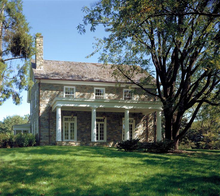 Jones Boer Architects Locust Hill Residence McLean