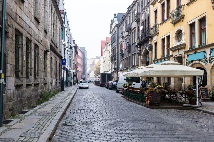 4. Ul. Włodkowica || Pasaż Pokoyhof || Dzielnica Czterech Wyznań