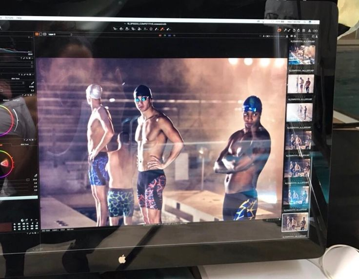 Great shoot with @speedousa ! Now back to the Bay Area to finish up the week of training before the Pro Swim Series in Indy!