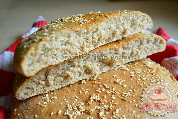 Marokkói kenyér