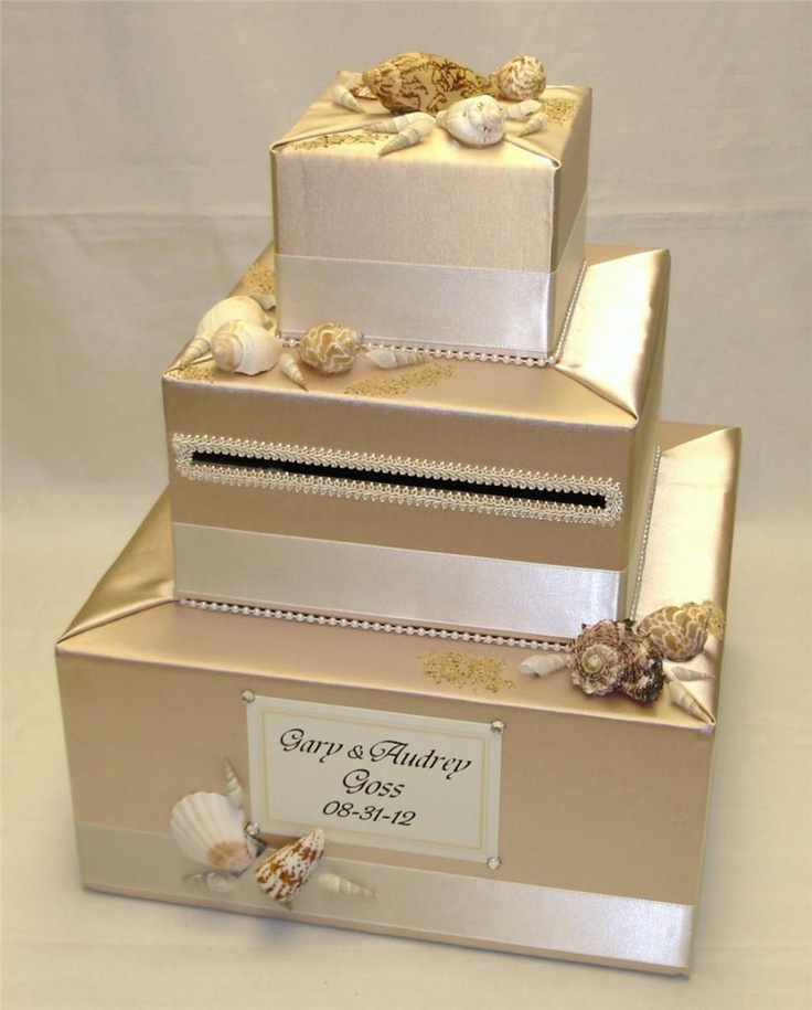 Wedding Gift Card Holder Beach Theme : wedding card boxes wedding cards our wedding dream wedding wedding ...
