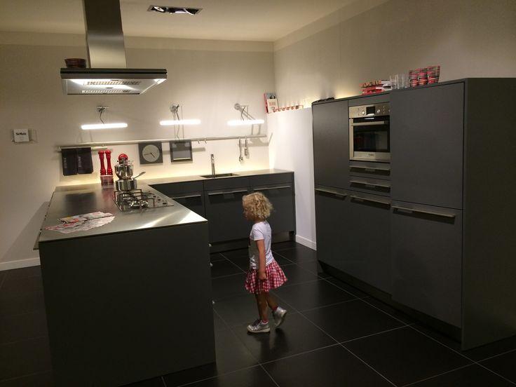 L vorm plus kastencombo keuken inspiratie pinterest - Voorbeeld keuken in l ...