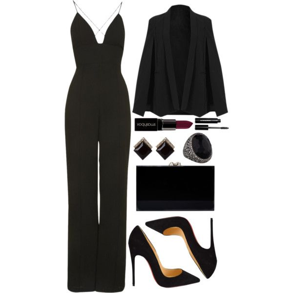 Untitled #3727 by natalyasidunova on Polyvore featuring Rare London, Christian Louboutin, Charlotte Olympia, Sevan Biçakçi,…