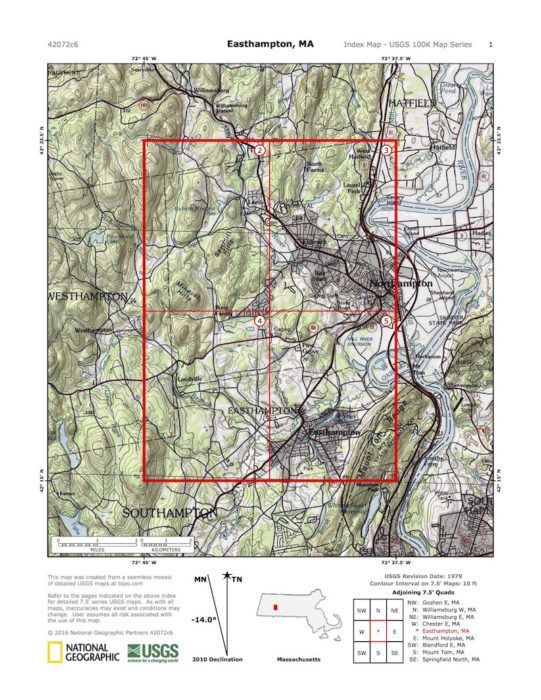 The folks at National Geographic just did a solid favor for all the adventurous outdoor photographers out there. They put every US Geological Survey (USGS) topographical map from across the United States on one easy-to-navigate site and made them easy to print out at home.