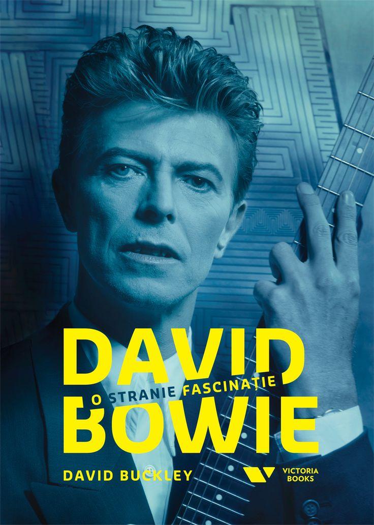 Biografia lui David Bowie #editurapublica #victoriabooks