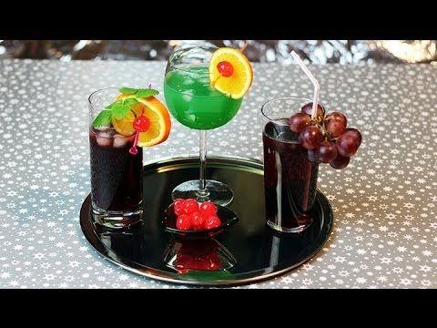 COCKTAILS ohne Alkohol | Partyrezept