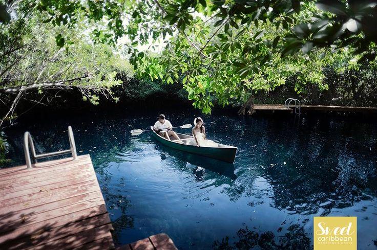 Cenote + Wedding = Your wedding in Riviera Maya