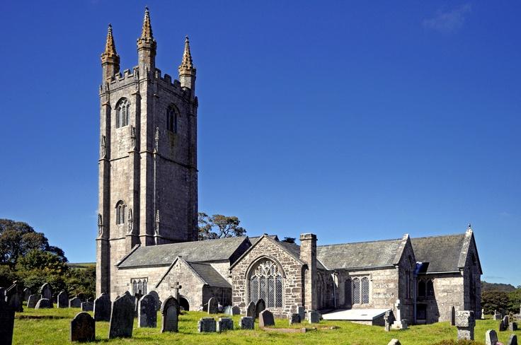 Widecomb-in-the-Moor #Dartmoor #UK #England #Devon #Devonshire #Church #Celtic