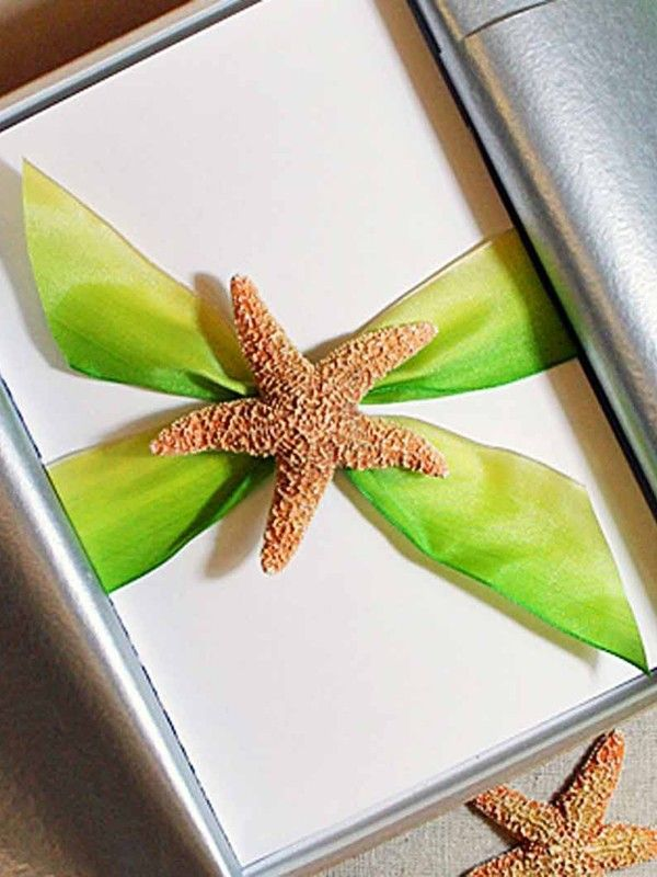 2014 starfish beach wedding invitations, Beach Wedding Invitation Ideas #beach #wedding #invitation www.loveitsomuch.com