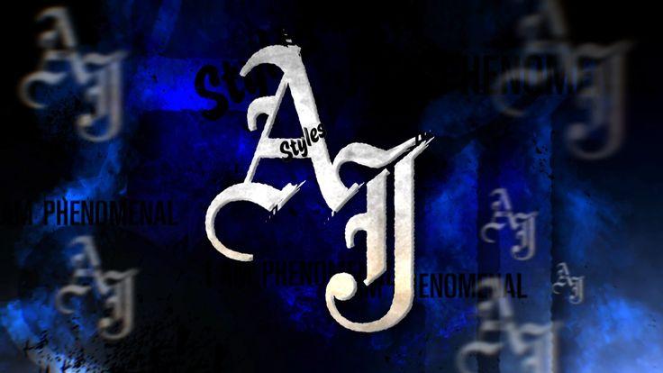 Check out AJ Styles' WWE entrance video.