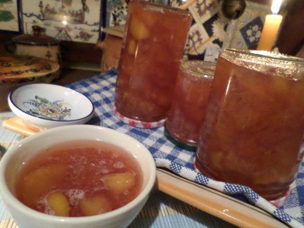 RECETTE d'été : Confiture de Pêches Nectarines à l'Ancienne par la Mère Mitraille | Canal Gourmandises PARIS - Site Web-TV Gastronomique