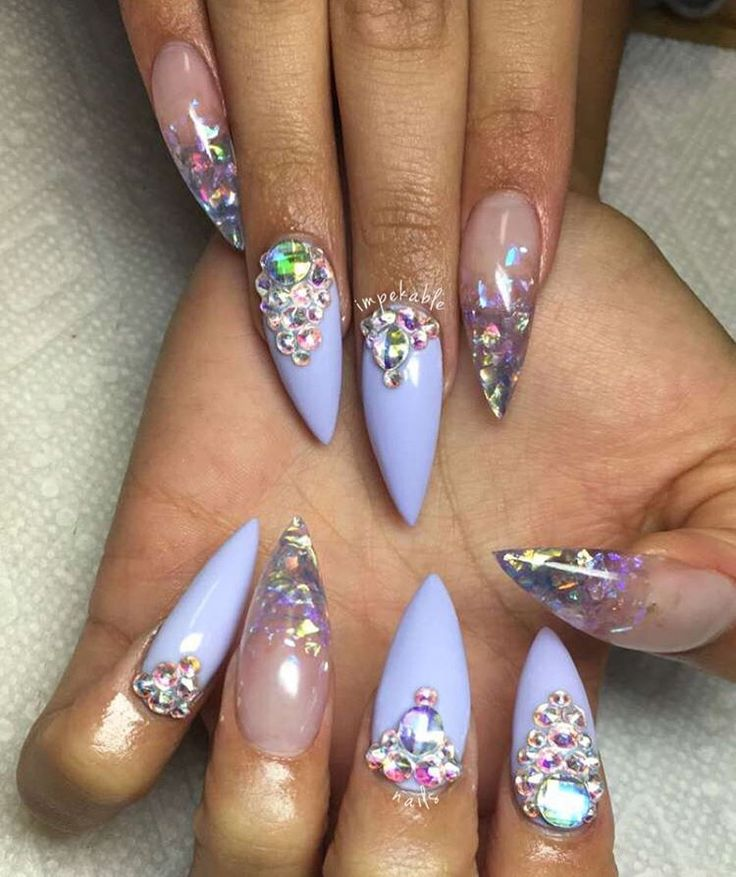 Freelance Nail Artist Owner of Impekable Nails Private Studio | West Seattle ⬇️…