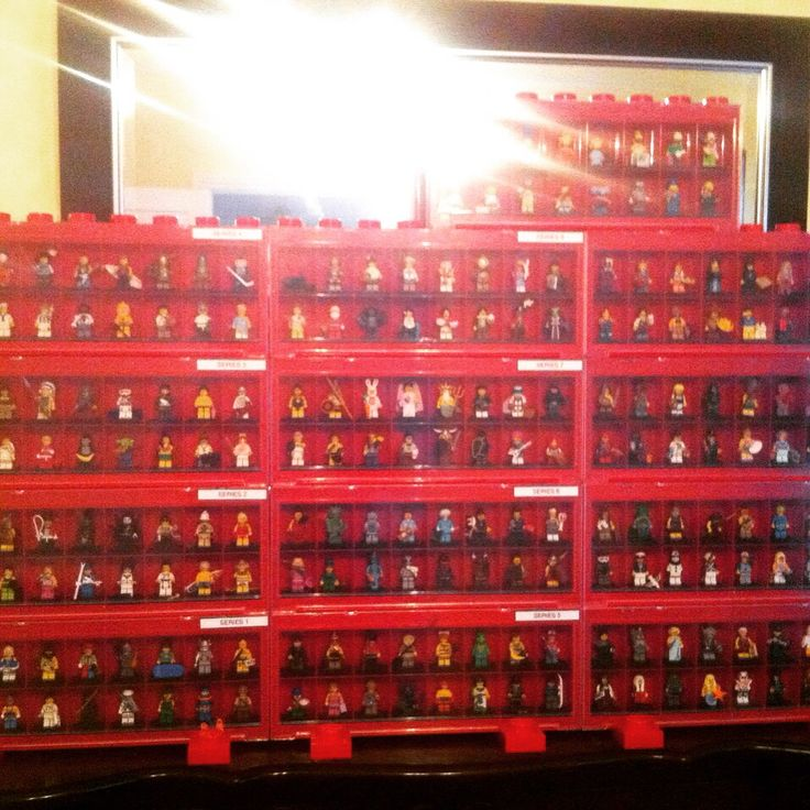 Our Minifigs