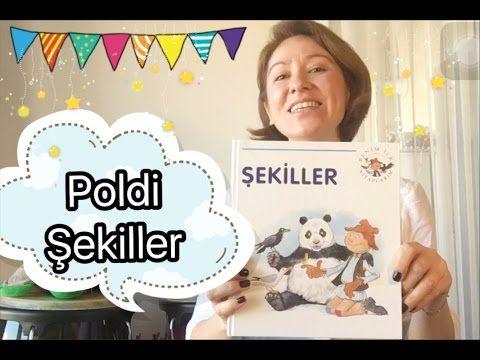 POLDİ - Şekiller - Masalı - YouTube