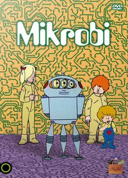 Mikrobi - gyerekkor - rajzfilm - 80-as évek