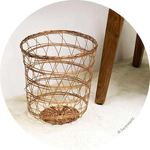 Brass basket .:serendipity.fr:.