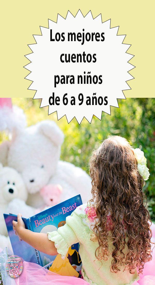 Fantástica Selección De Cuentos Con Valores Y Cuentos Sobre Las Emociones Para Niños De 6 A 9 Años Cue Cuentos Literatura Para Niños Historias Para Niños