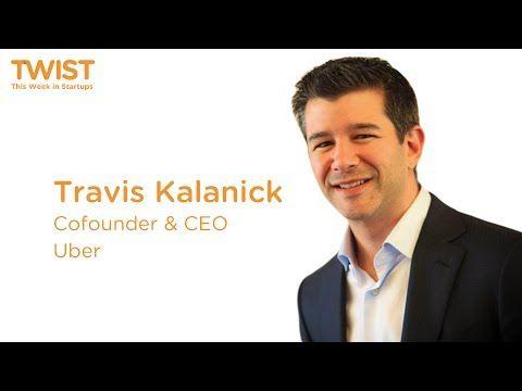 ▶ Uber's Travis Kalanick and Jason Calacanis at LAUNCH Festival 2014 - YouTube