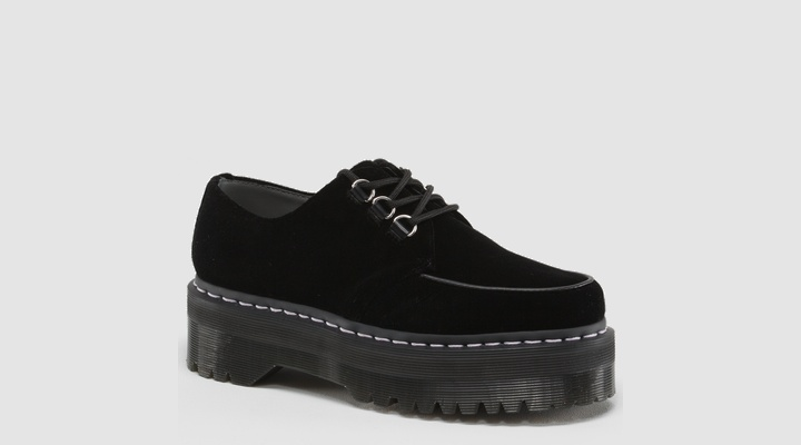 Dr. Martens Official UK Shop - Dr Martens Aggy Creeper Shoe
