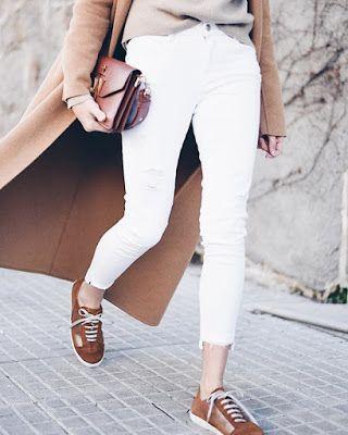 feb707b307 Como combinar PANTALÓN BLANCO mujer paso a paso Si quieres lucir diferente  a las demas y